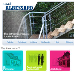 albessard.com