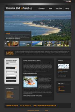 camping-arcachon.com